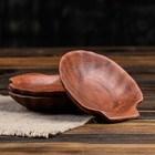 Столовая посуда из глины
