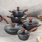 Наборы посуды для приготовления на плите
